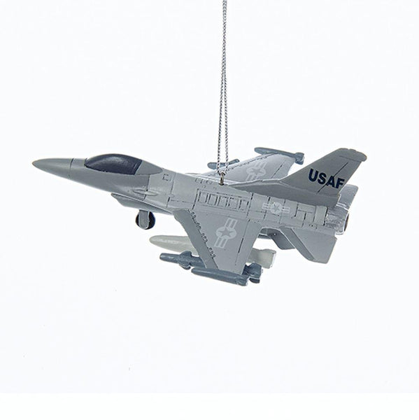 U.S. Air Force Fighter Jet Military Ornament