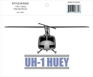 Huey UH-1 Decal