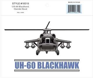 "UH-60 Blackhawk (5.5"") Military Decal"