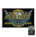 Mission First Military Branch Flags
