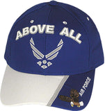 U.S. Air Force Made in America Branch Slogan Cap - Star Spangled 1776
