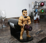 At Your Service Wine Bottle Holder