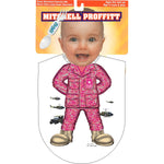 Army Pink Camo Baby Bib Fork and Spoon Military Gift Pack - Star Spangled 1776