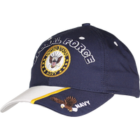 U.S. Navy Made in America Branch Slogan Cap - Star Spangled 1776