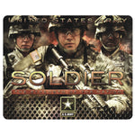 Army (Strength of a Nation) Exclusive Military Art Full Color Mouse Pad - Star Spangled LLC