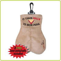 MySack - It Takes Balls to Beer Pong