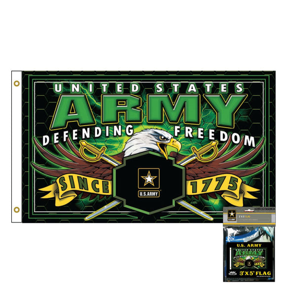 Strike Force Military Branch Flags