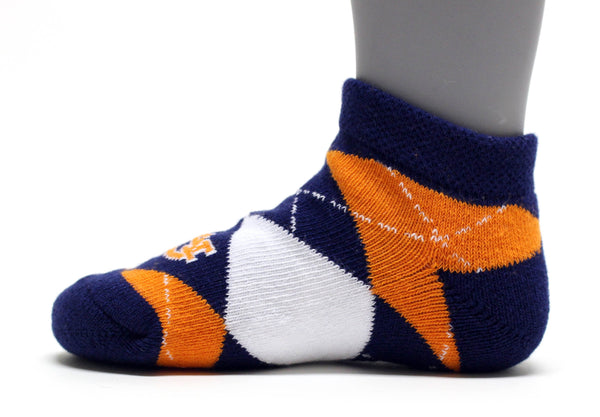 Auburn Tigers NCAA Youth Argyle Socks