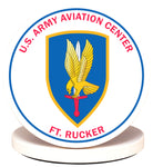 1st Aviation Brigade Beverage Coaster