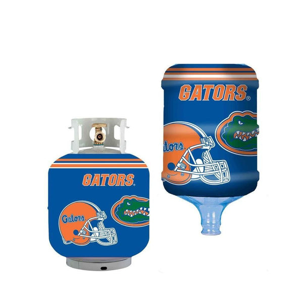 Florida Gators Propane 5 Gal Water Bottle Cover