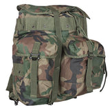 ALICE Pack Military Field Ruck Sack with Shoulder Straps- Medium - Star Spangled 1776