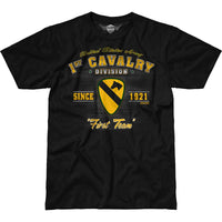 Army 1st Cavalry Vintage 7.62 Design Battlespace Men's T-Shirt