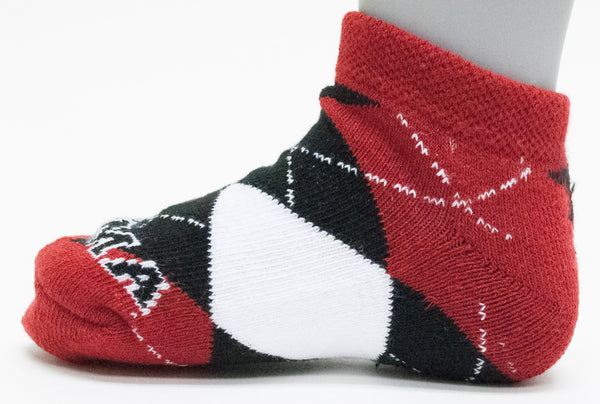 Alabama Crimson Tide Youth Argyle Socks