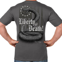 Liberty or Death 7.62 Design Premium Men's T-Shirt