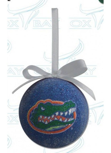 Florida Gators Styrofoam Ball Ornament - Star Spangled LLC