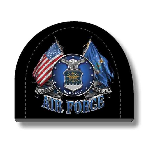 Air Force Double Flags Watch Cap Beanie