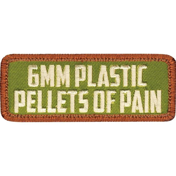 Pellets of Pain Morale Patch