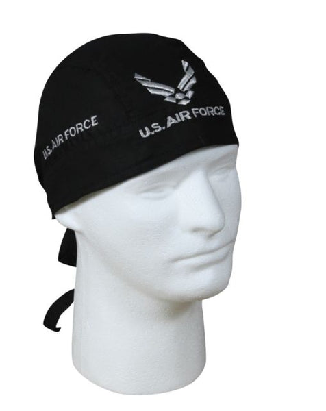 Air Force Cotton Bandanna Headwrap