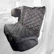 Truck Seat Cover with Seat Folded Up