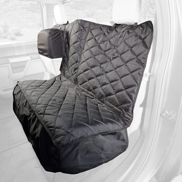 Multi Function Crew Cab Truck Seat Cover With Hammock