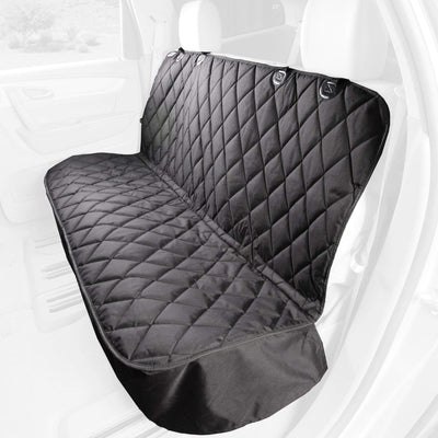 Black Premium Rear Seat Cover without Hammock