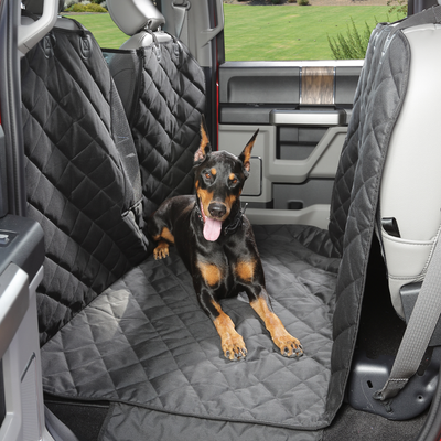 Floor Hammock for Crew Cab Trucks
