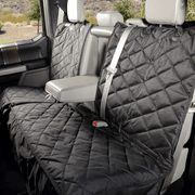 Multi-Function Crew Cab Truck Seat Cover with Hammock