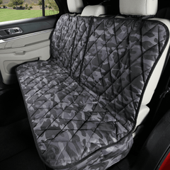 Multi-Function Split Rear Seat Cover - No Hammock