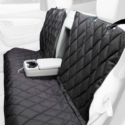 Multi-Function Split Seat Cover With Arm Rest