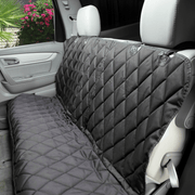 Multi-Function Split Rear Seat Cover with Hammock