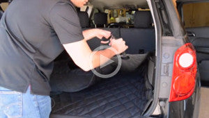 Install your Cargo Liner