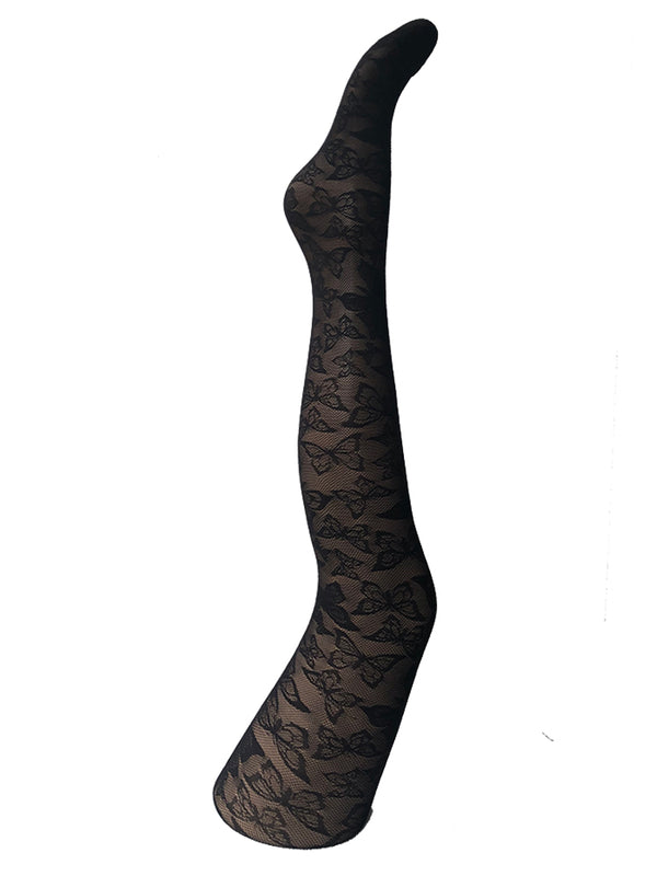 Kristine Eco Black Butterfly Lace