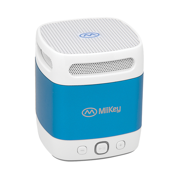 MiiKey MiiBox Mini Bluetooth Speaker 4.0 with NFC  Built-in Micr and Music Player