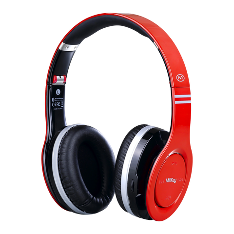 MiiKey  MiiRhythm Wireless Bluetooth Headphone with Microphone & HD Audio