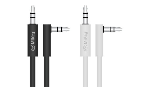 MiiKey Audio Cable 2.5mm-3.5mm