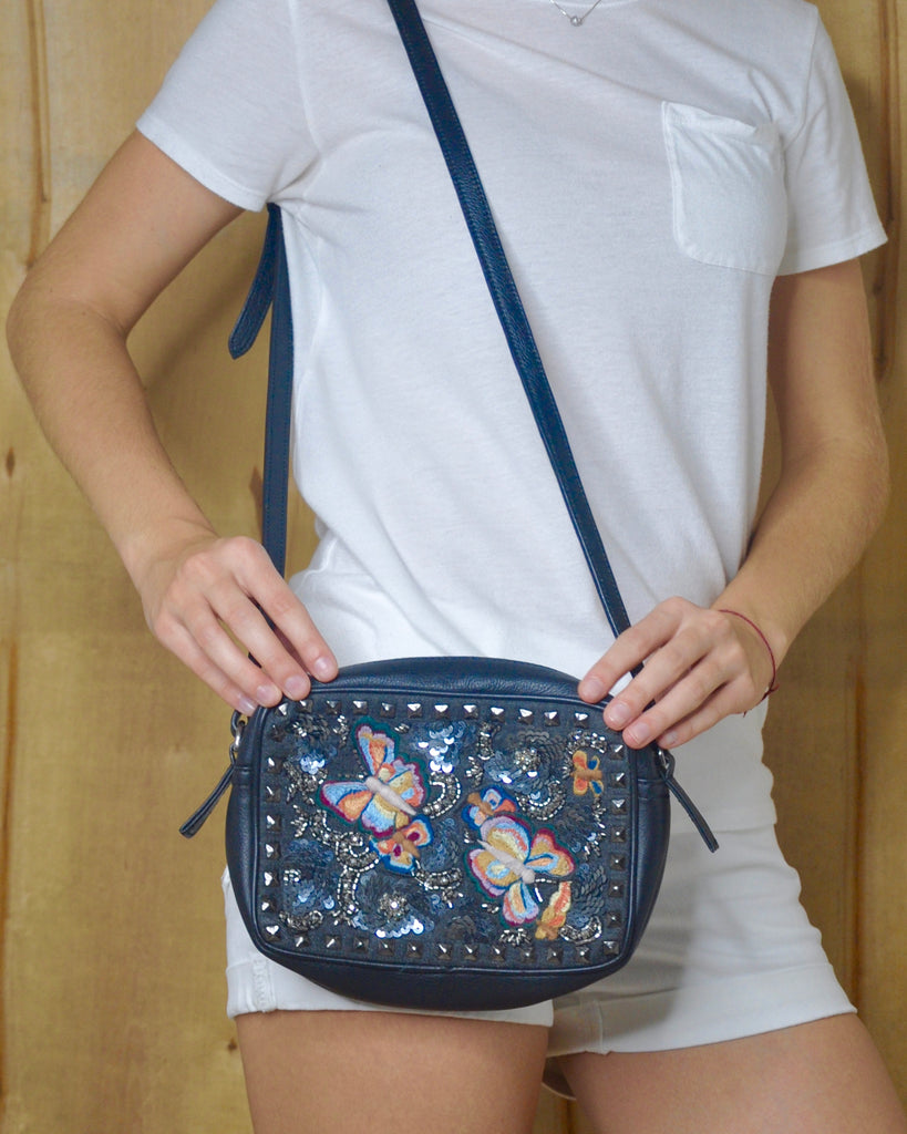 Curated Edition Butterfly Crossbody