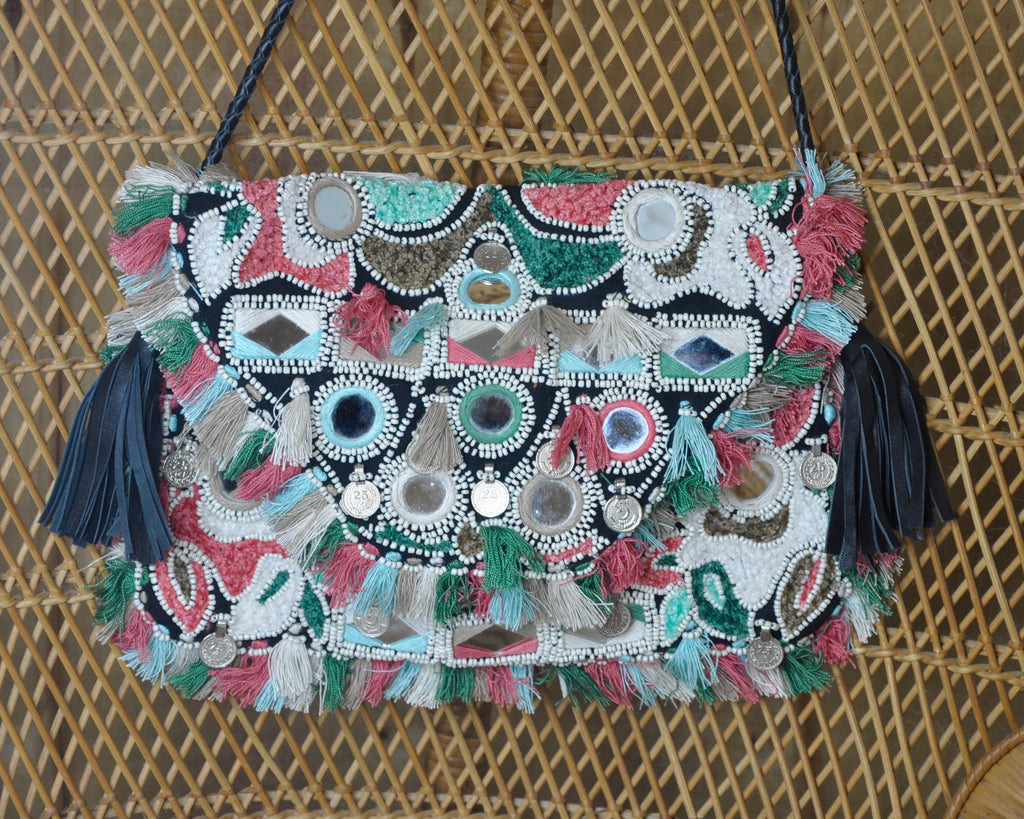 Curated Edition Gypset Clutch
