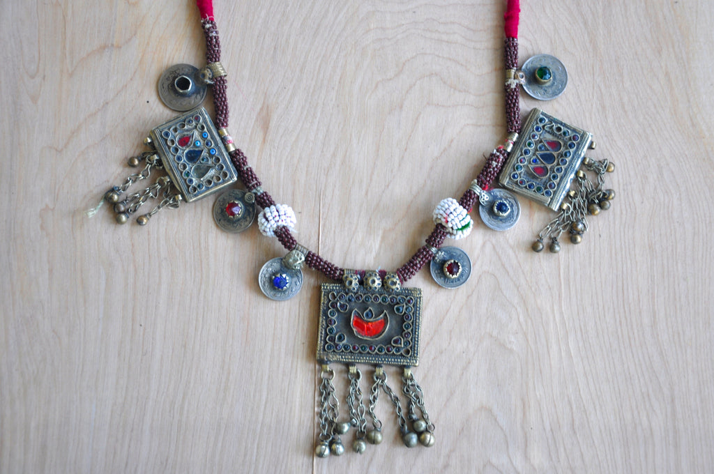 vintage necklace gypsy river