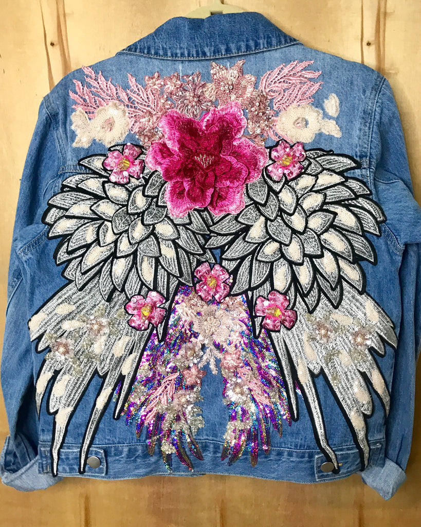Fairy Denim Jacket