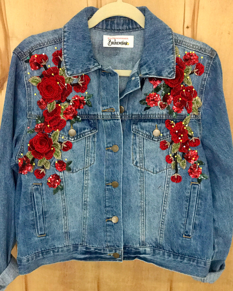 Bespoke Denim Jacket