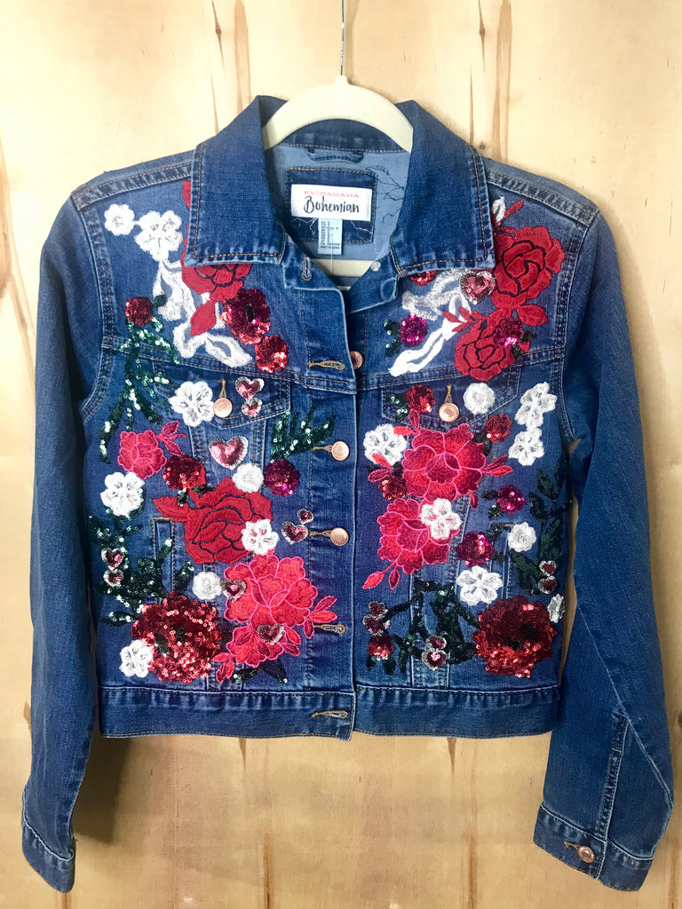 NEW Vintage Dolce Denim Jacket.