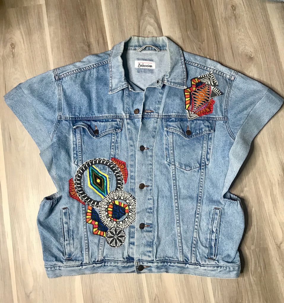 Vest Andy Tribal