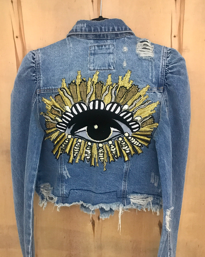 New Visionary Denim Jacket.