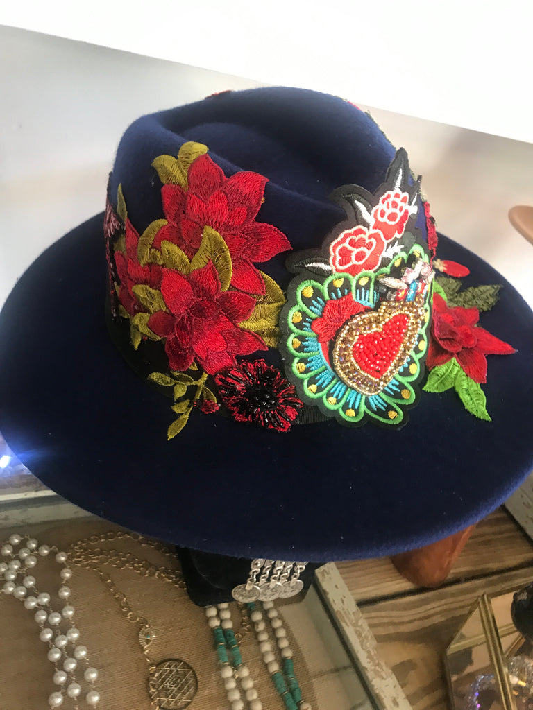 Mad Hatter Sacred Heart HAT