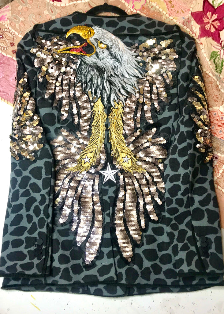 Eagle and Wings Blazer