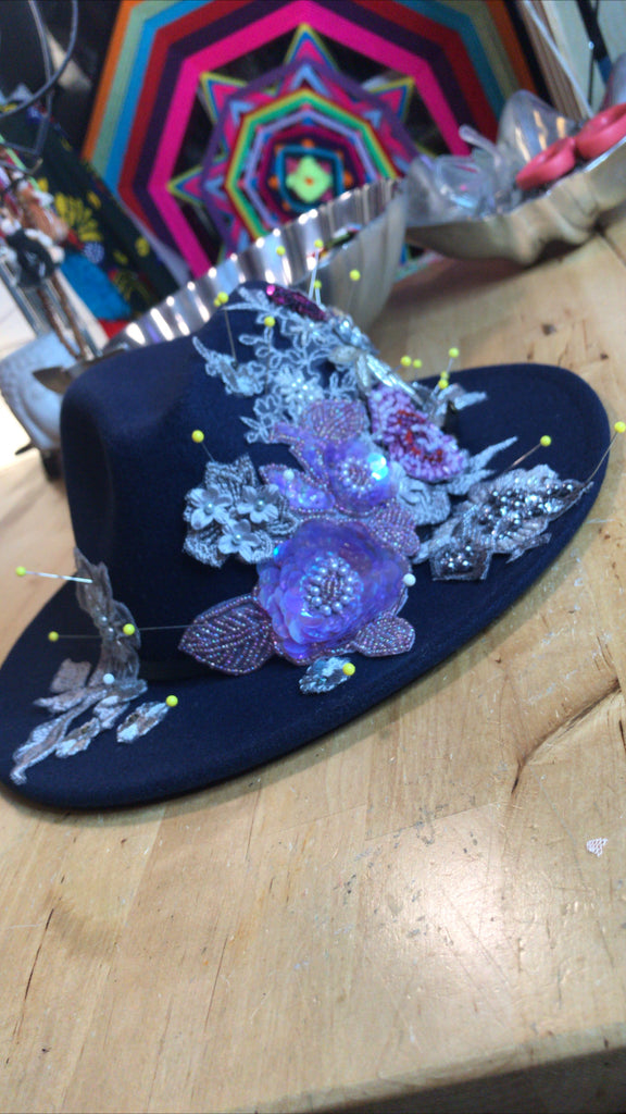 Mad Hatter Purple Rain HAT
