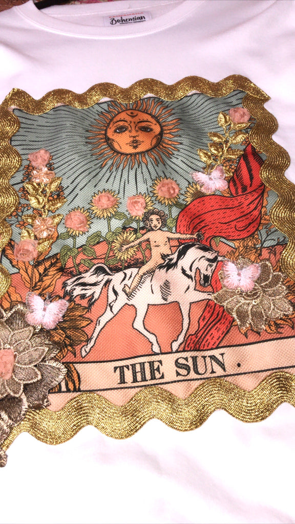 Tarot Capsule The SunJacket/ Sweatshirt