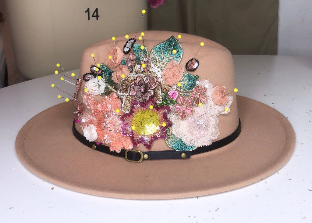 Mad Hatter Flower Fanatic Hat