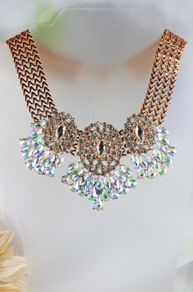 The Aurora Borealis Necklace