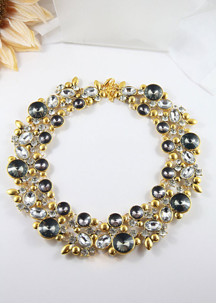 The Kate Bib Necklace